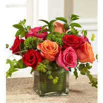 E2-5240 The FTD® Lush Life™ Rose Bouquet